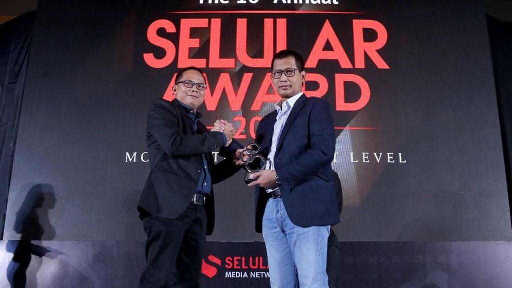 Telkomsel Borong 5 Penghargaan Bergengsi