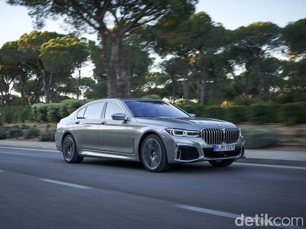 Mobil BMW untuk Dinas Presiden, Jadi atau Tidak?