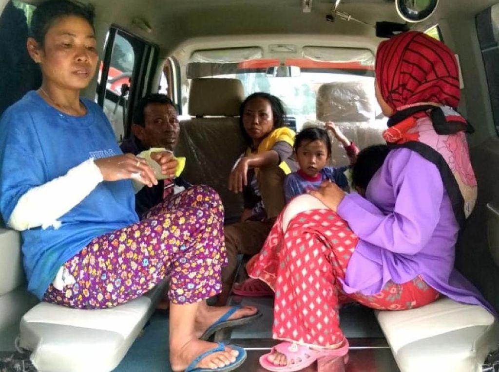 Pihak Sekolah Bandung Cek Balon Gas Meledak Lukai 8 Warga Cianjur