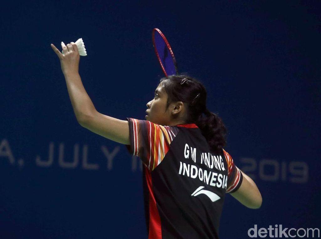 Ditekuk Thailand, Indonesia Runner-up Grup Y Kejuaraan Bulutangkis Beregu Asia