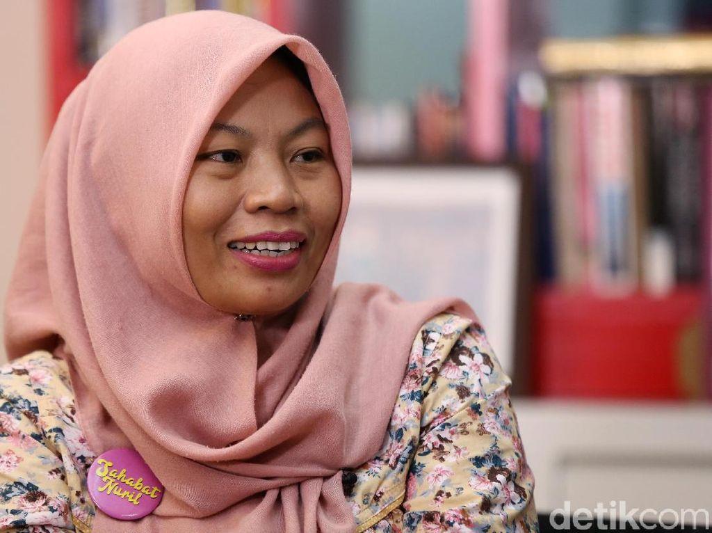 Amnesti Diteken, Pengacara Baiq Nuril: Terima Kasih Pak Presiden