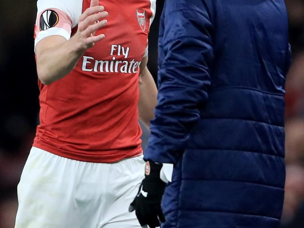 Koscielny Masih Penting bagi Emery, tapi...