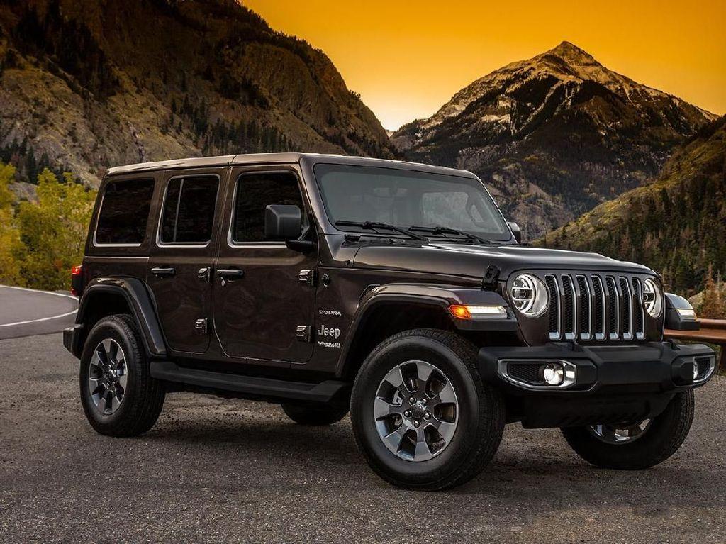 Jeep Siapkan Penantang Suzuki Jimny