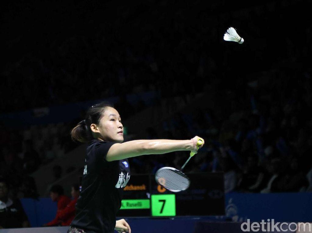 Ruselli Hartawan Raih Perak SEA Games Usai Dikalahkan Malaysia