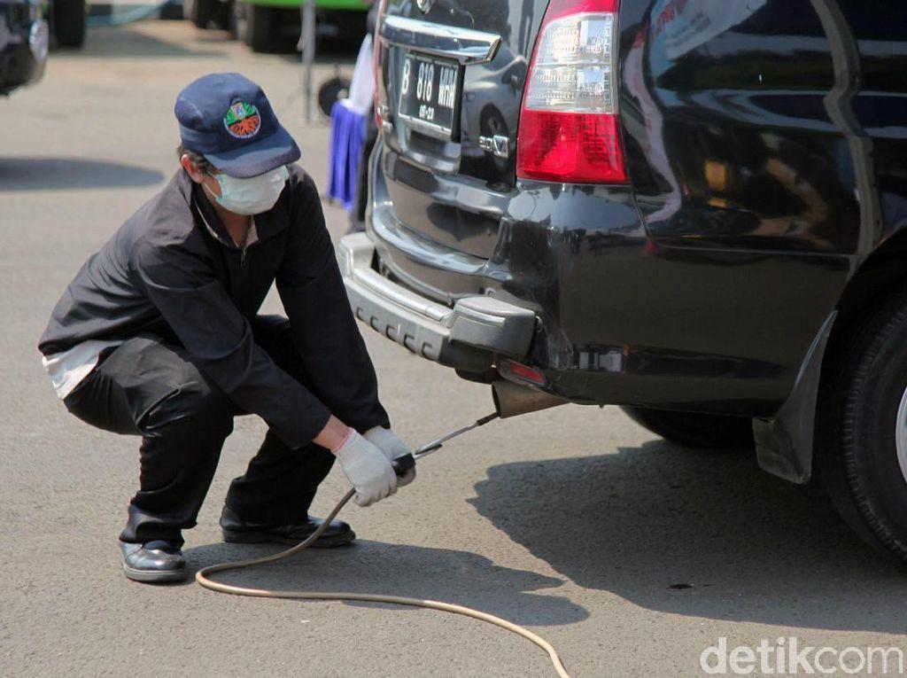 Syarat Uji Emisi Mobil Pribadi, Nggak Boleh Pakai Knalpot Modif