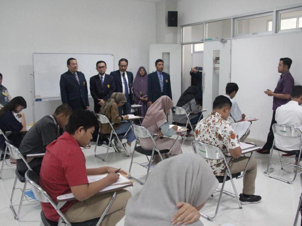 Belasan Ribu Calon Mahasiswa Ikut Tes Jalur Mandiri Universitas Brawijaya