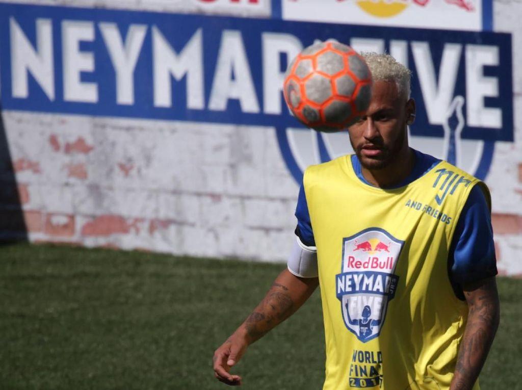 Ayah Neymar: Anak Saya Tidak Melecehkan PSG