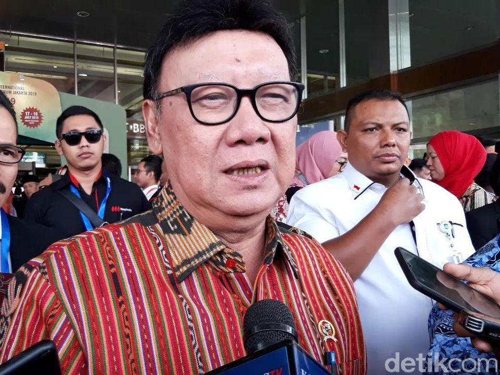 Mendagri akan Panggil Wali Kota Tangerang dan Gubernur Banten Besok