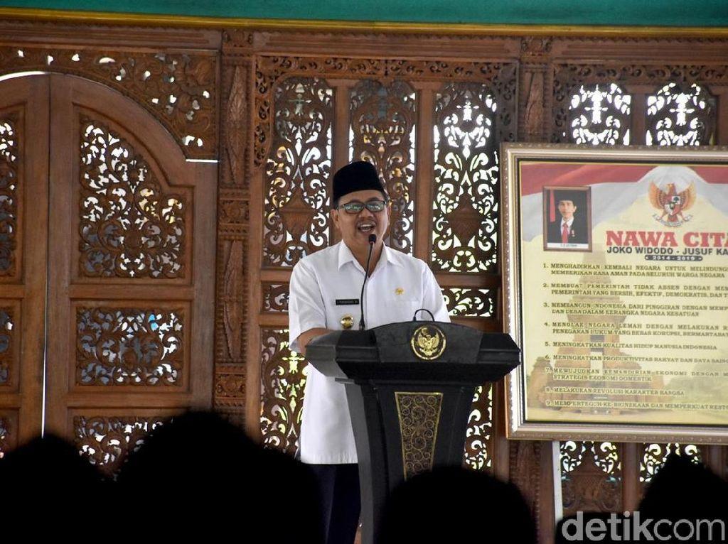 Wabup Mojokerto Incar Rekomendasi PDIP untuk Maju di Pilbup 2020