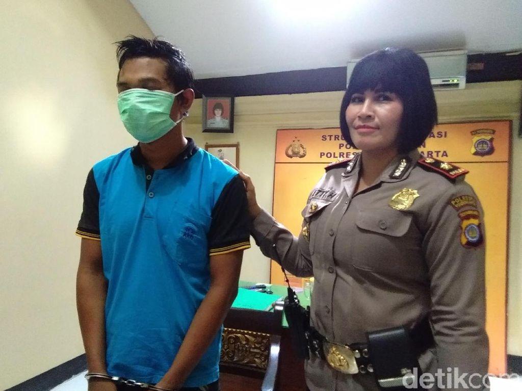 Ini Kronologi Penjual Cilok Berbuat Cabul di Yogyakarta