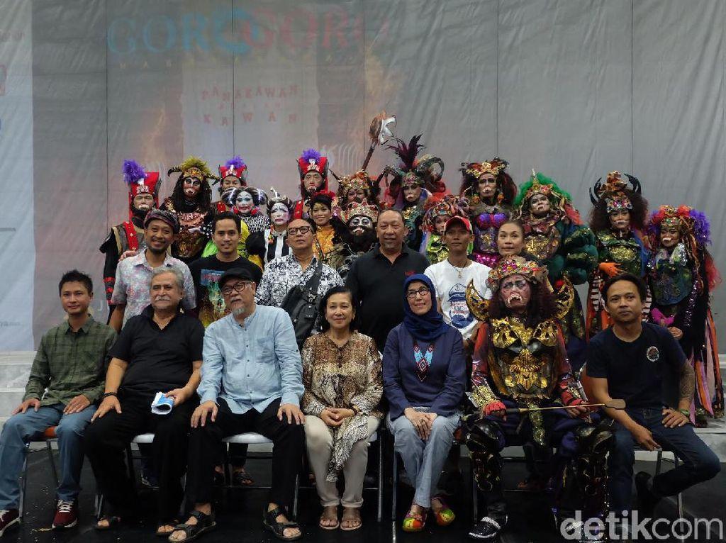 Angkat Kisah Mahabarata, Teater Koma Gaet Milenial