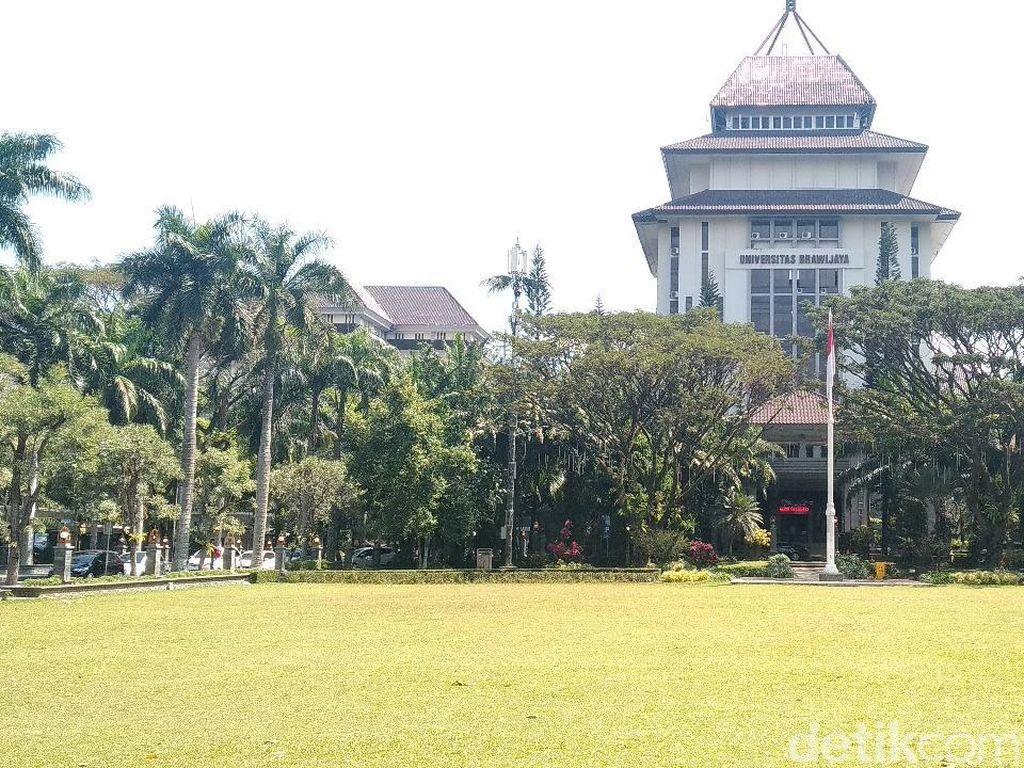 Penyebaran Stiker Jalur Belakang UB Diduga Didalangi Pasutri asal Surabaya