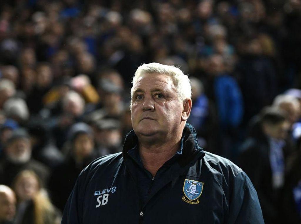 Steve Bruce Jadi Manajer Baru Newcastle, Sheffield Wednesday Menggugat