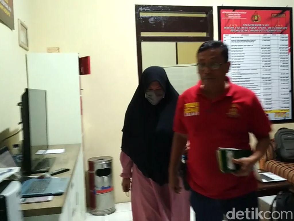 Setelah Diperiksa 4 Jam, Ida Pemosting Jokowi Mumi Akhirnya Ditahan