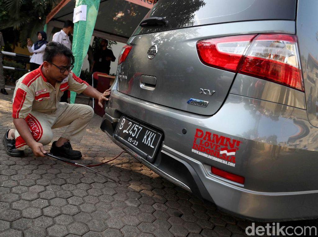 Sudah Tahu? Mobil-Motor Pribadi di Jakarta Wajib Uji Emisi