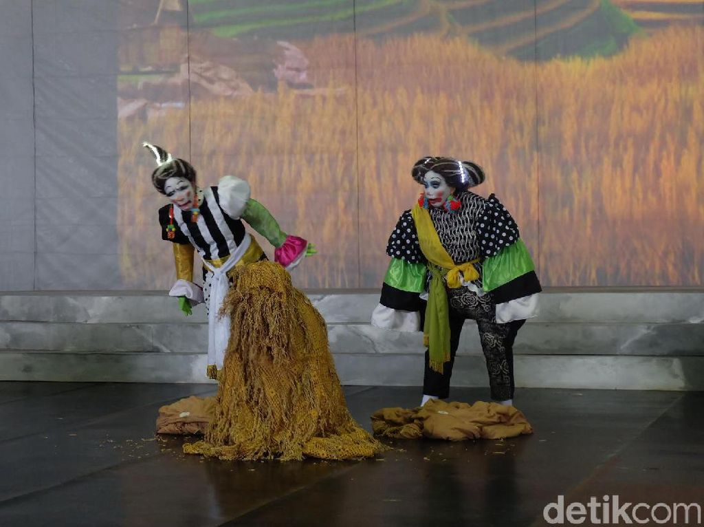 Goro-Goro: Mahabarata 2, Ajak Milenial Telusuri Legenda Padi
