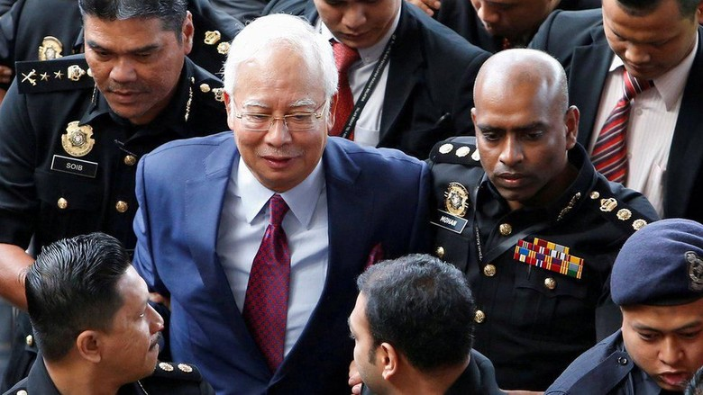 Skandal 1MDB, Jaksa Malaysia: Donasi Pangeran Arab Cuma Klaim Palsu Najib