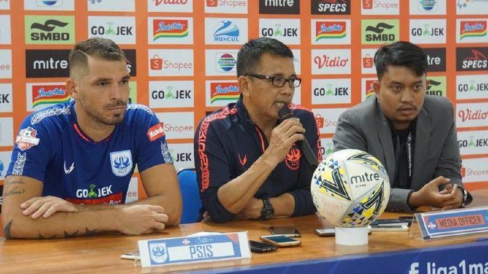 PSIS Semarang mengalahkan tuan rumah PSS Sleman 1-3. (Foto: Ristu Hanafi)