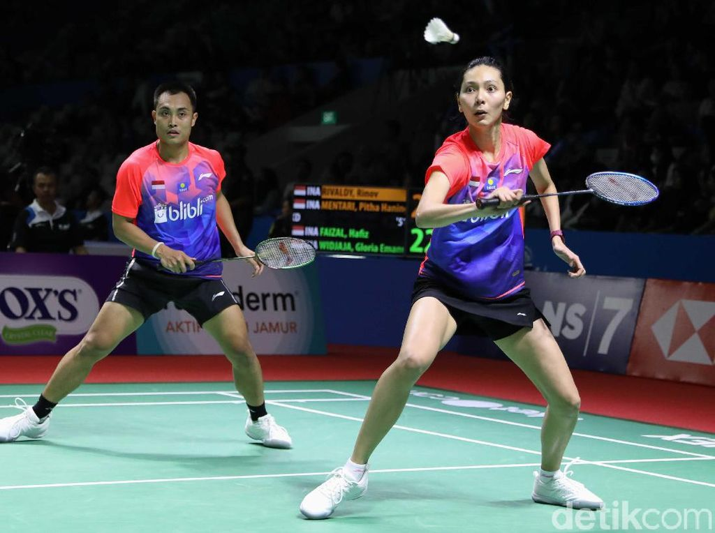 Ganda Campuran Pastikan Tiket Final Japan Open, Anthony Terhenti