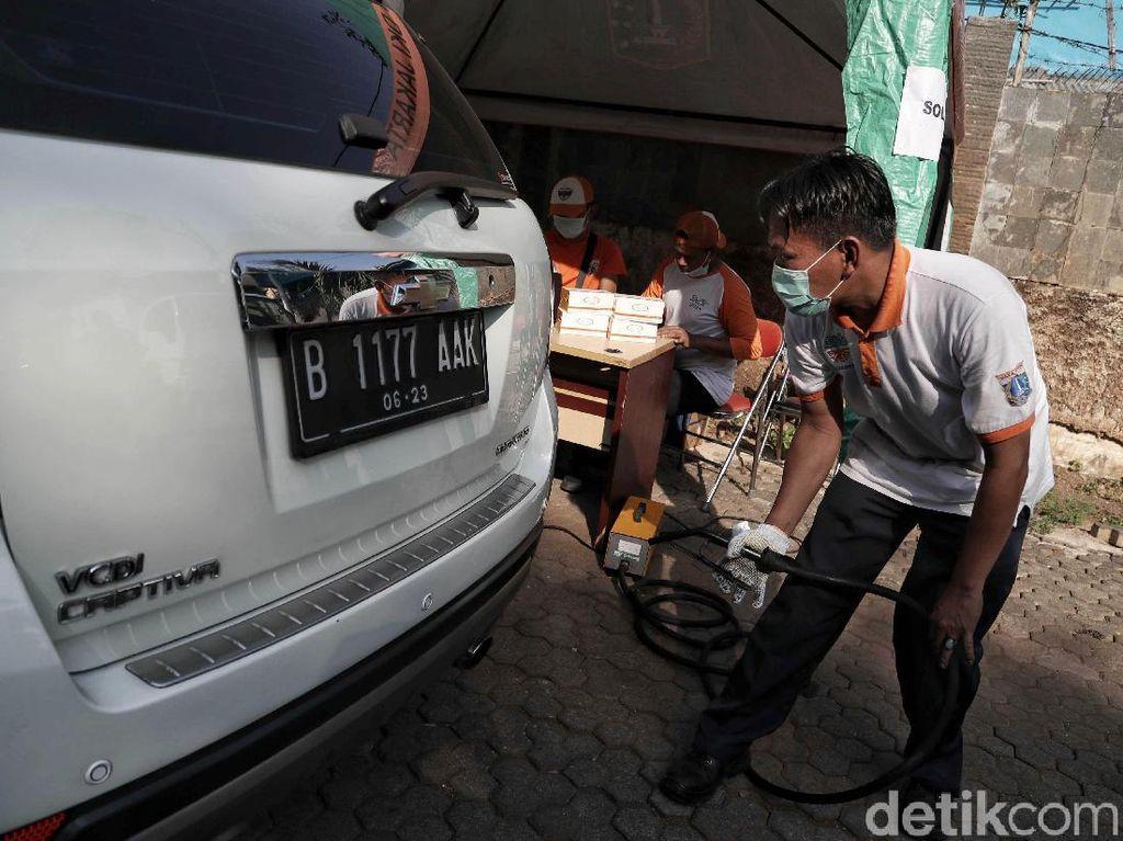 Pajak Emisi Mobil Diharapkan Rampung Kuartal Ketiga 2019