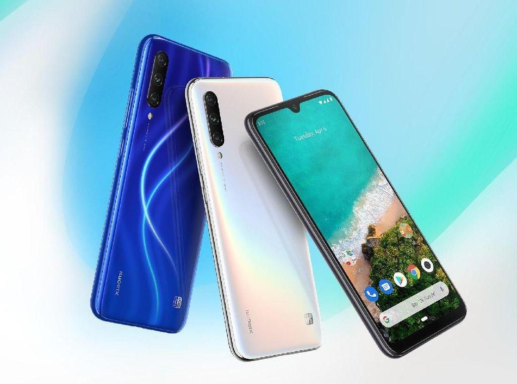 Xiaomi Mi A3 Dirilis, Ini Spek dan Harganya