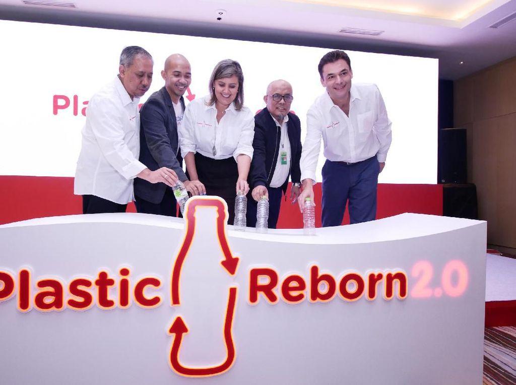 Upaya Membangun Ekosistem Pengolahan Sampah Botol Plastik
