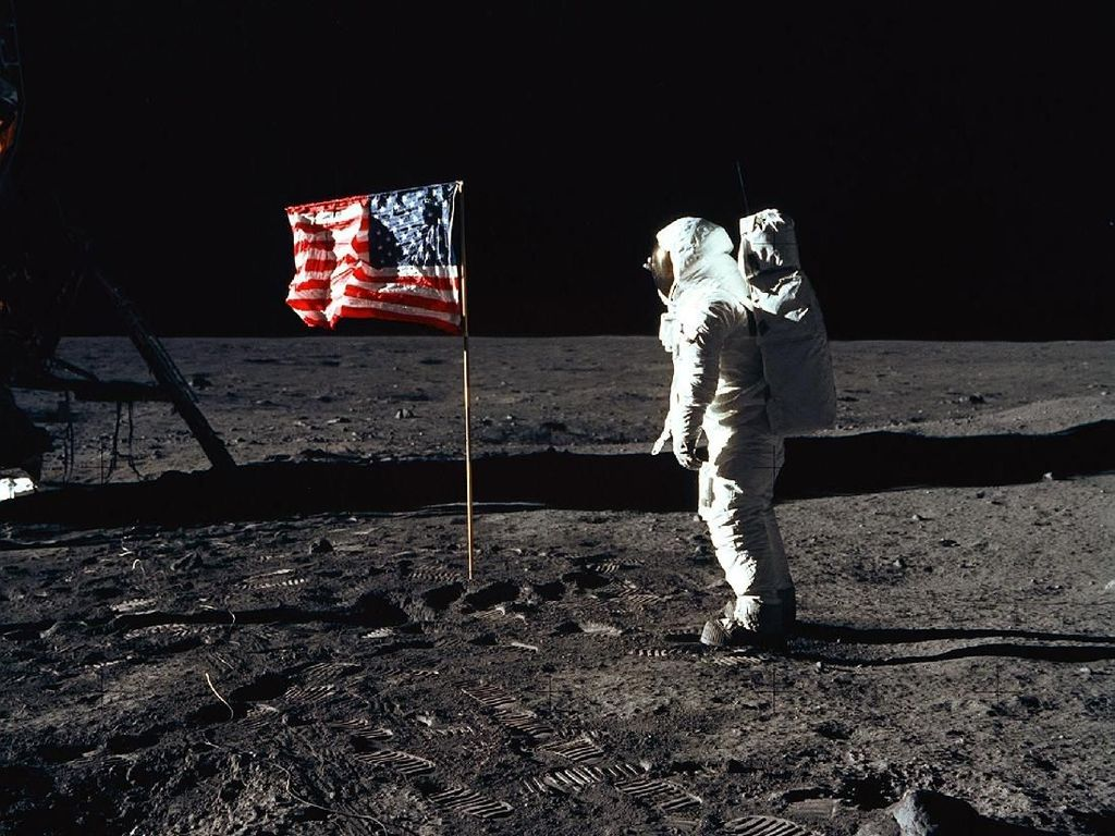 Ini Alasan Mengapa Manusia Tak Lagi Sambangi Bulan