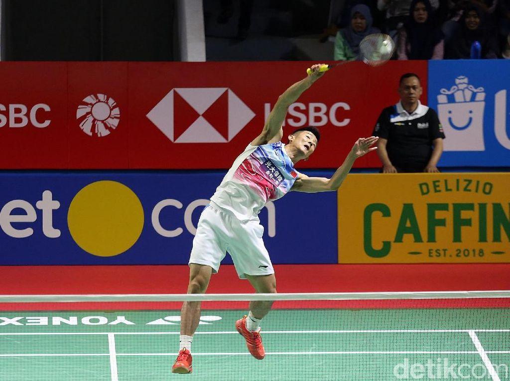 Salah Alamat, Hawkeye Tertunda di Indonesia Open