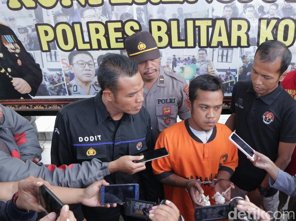 Pencuri Tiga Karung Bawang Putih di Blitar Tertangkap Usai Terekam CCTV