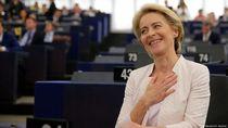 Ursula von der Leyen, Ibu 7 Anak yang Terpilih Jadi Presiden Komisi Eropa