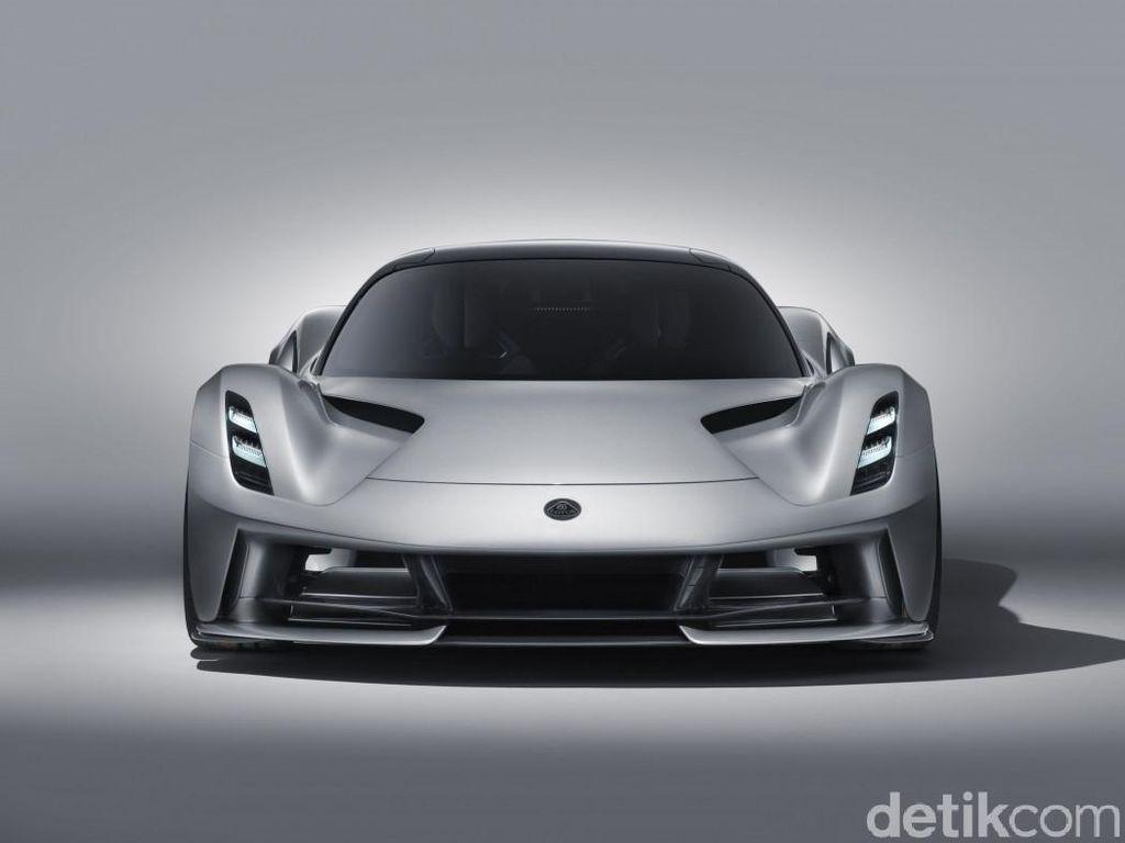 Hypercar Anyar Lotus Terancam Gagal Produksi