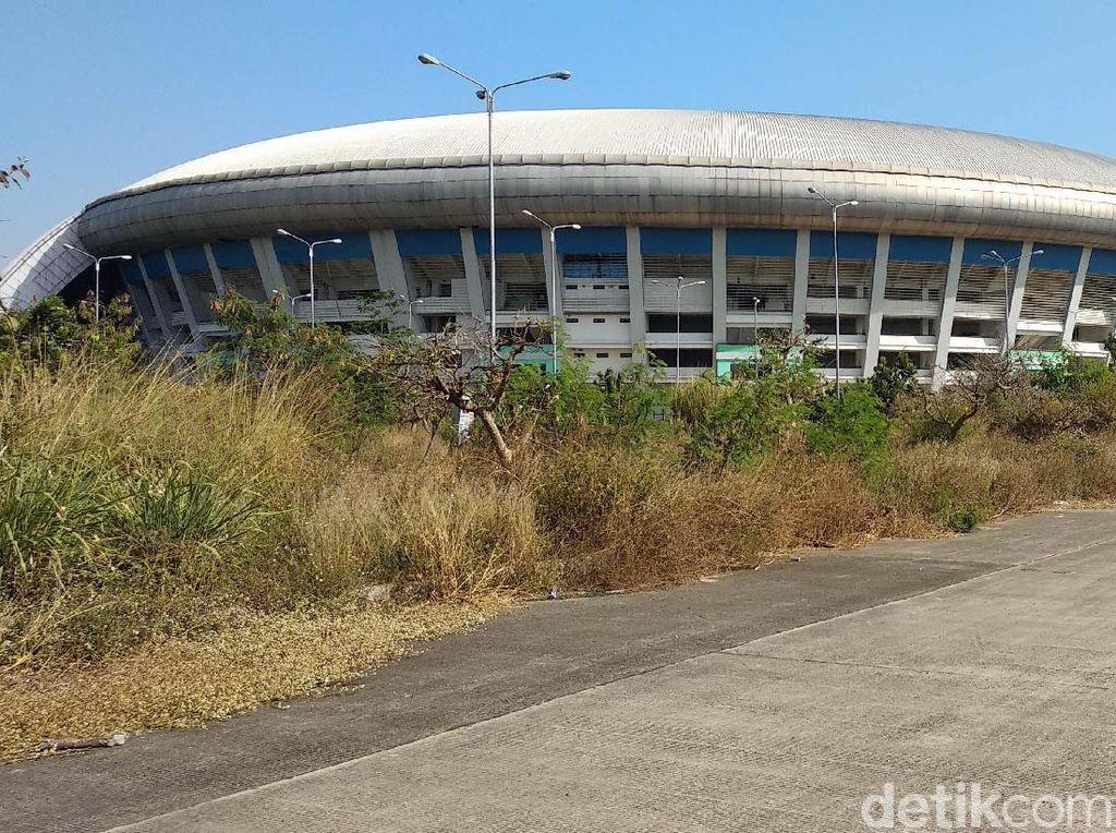 Kisah Stadion GBLA: Korupsi, Pembunuhan dan Kini Rusak Terbengkalai
