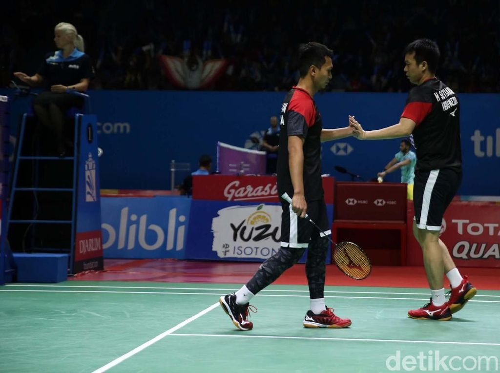 Indonesia Tempatkan 13 Wakil di Babak Kedua Indonesia Open