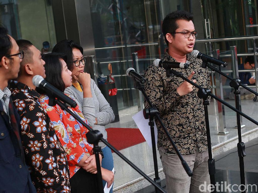 Tanggapan Wadah Pegawai KPK Terkait Hasil Investigasi Novel