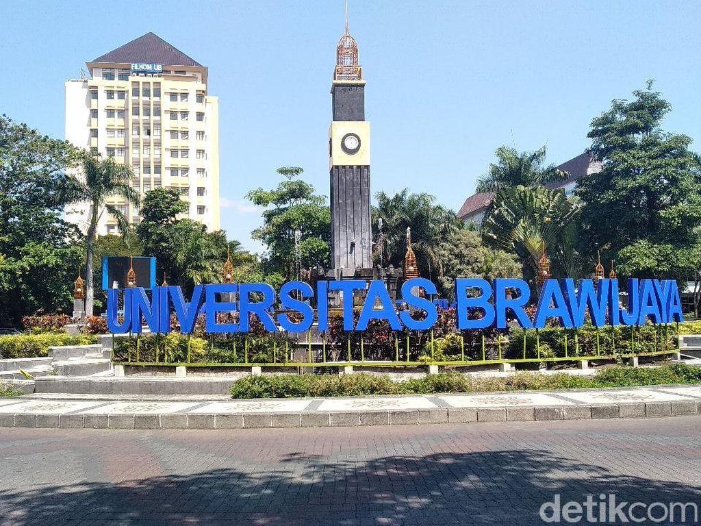 Kuota Mahasiswa Baru Universitas Brawijaya Turun 9 Persen di 2020