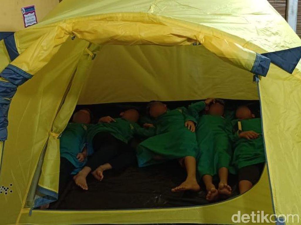 Menengok Pondok Pesantren Anak Broken Home di Bandung Barat