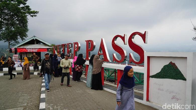 Ketep Pass Magelang (Ahmad Masaul Khoiri/detikcom)