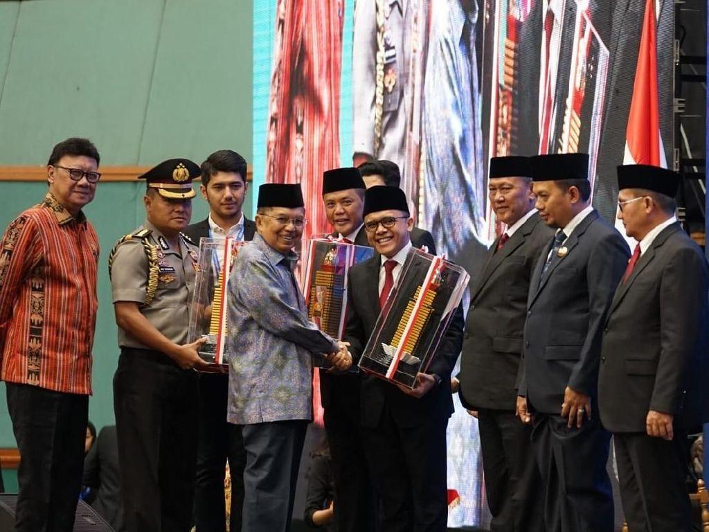 Banyuwangi Raih Penghargaan Parasamya Purnakarya Nugraha