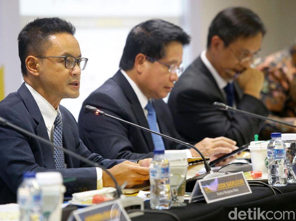 Laba Bersih Bank Mandiri Tembus Rp 13,5 T
