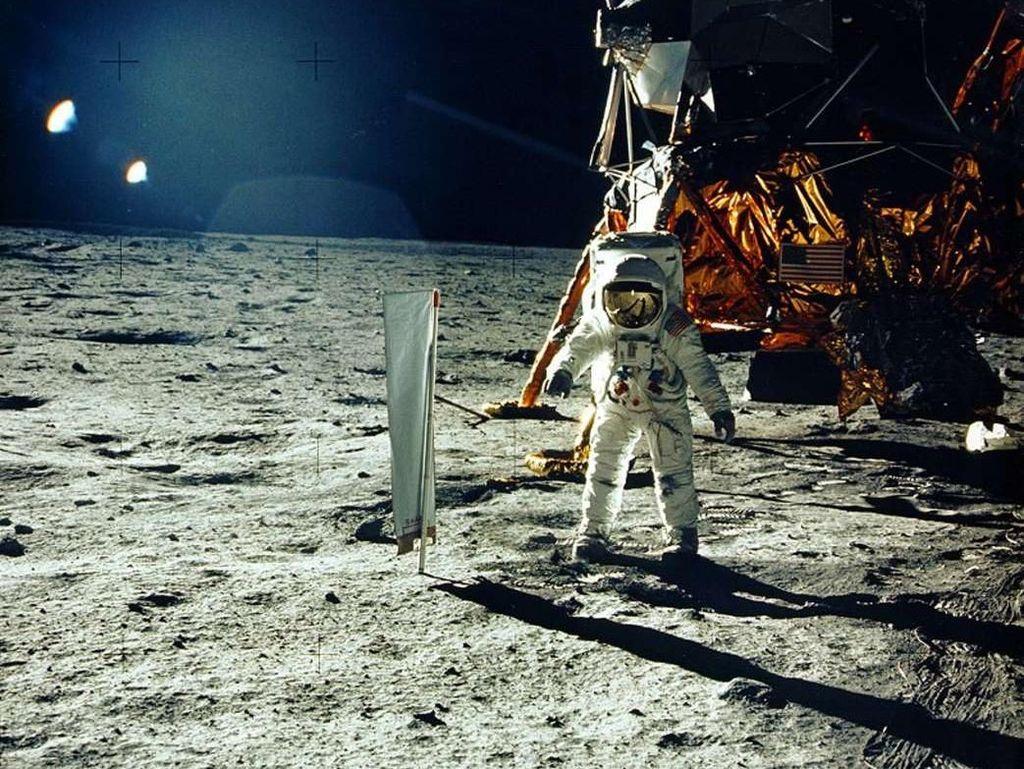Negara-negara yang Berlomba Menuju ke Bulan