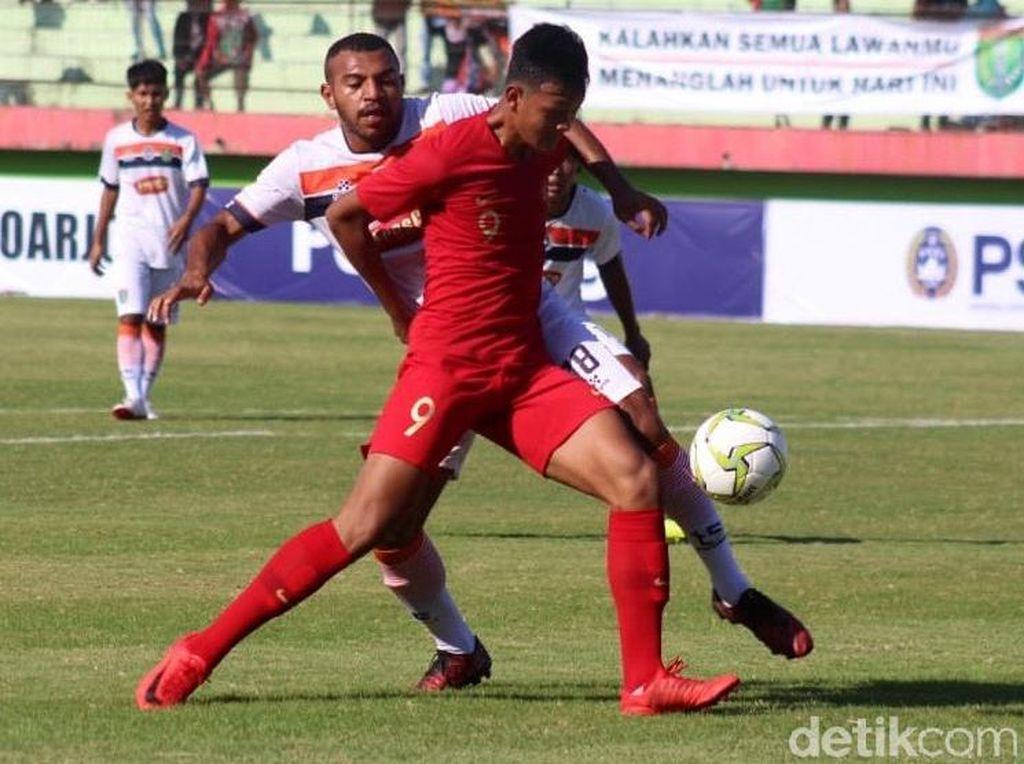 Jajal Persibo, Timnas U-19 Menang 2-1