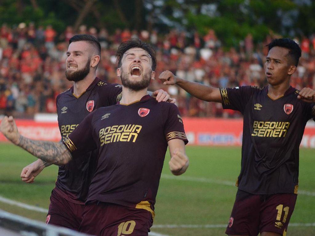 Road to Final Piala Indonesia: PSM Sekali Menang WO, Dua Kali Kalah