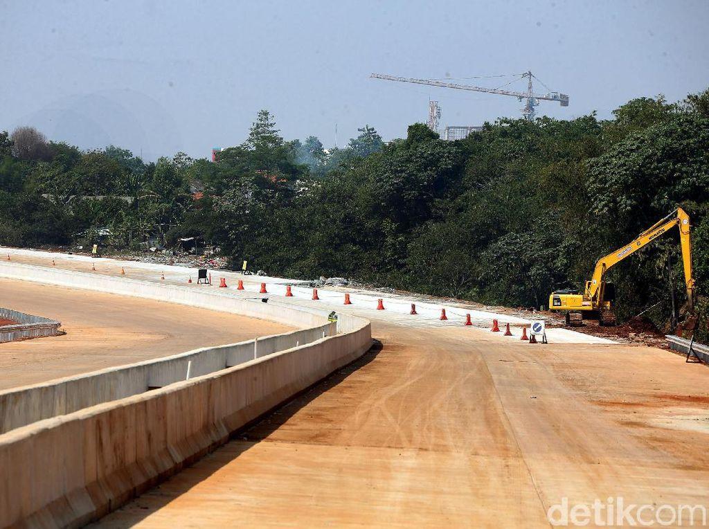 Jakarta Dikelilingi Tol Baru 109 Km Akhir 2020