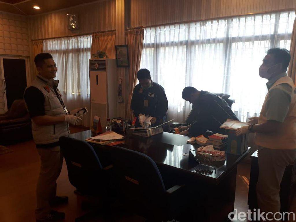 Kantor Dispora Sumut Digeledah Polisi, 24 Barang Disita