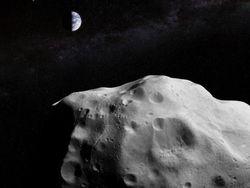 Asteroid Sebesar Stadion Akan Lewati Bumi pada Sabtu Besok