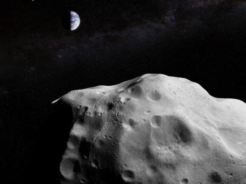 5 Asteroid Raksasa yang Mendekati Bumi Sepanjang Bulan September