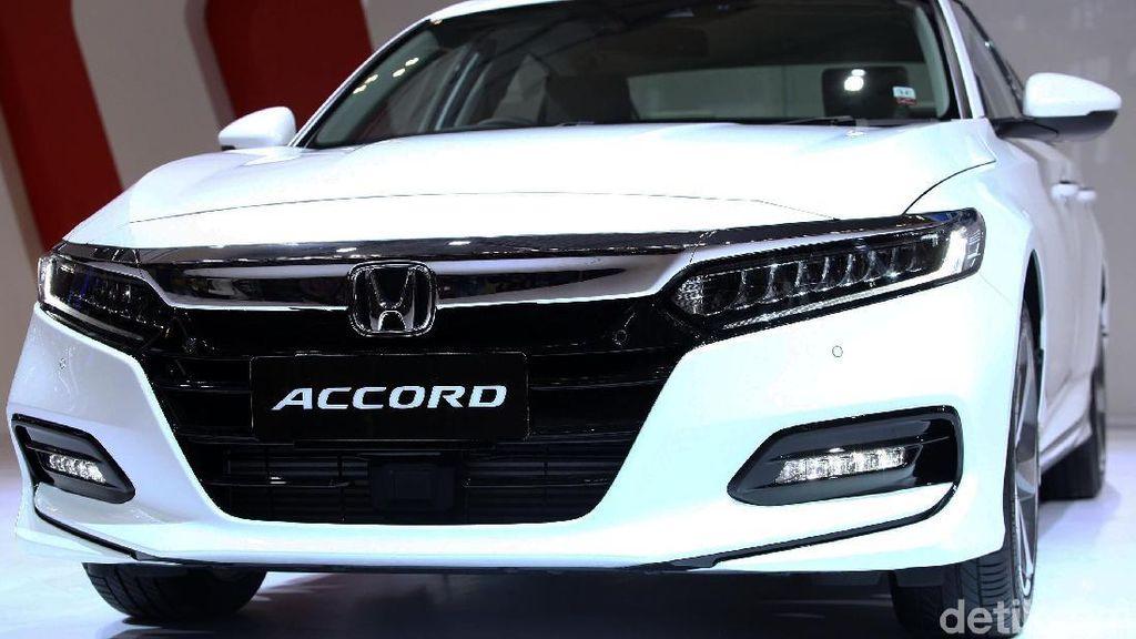 Pertama di RI, Begini Tampang Honda Accord Turbo