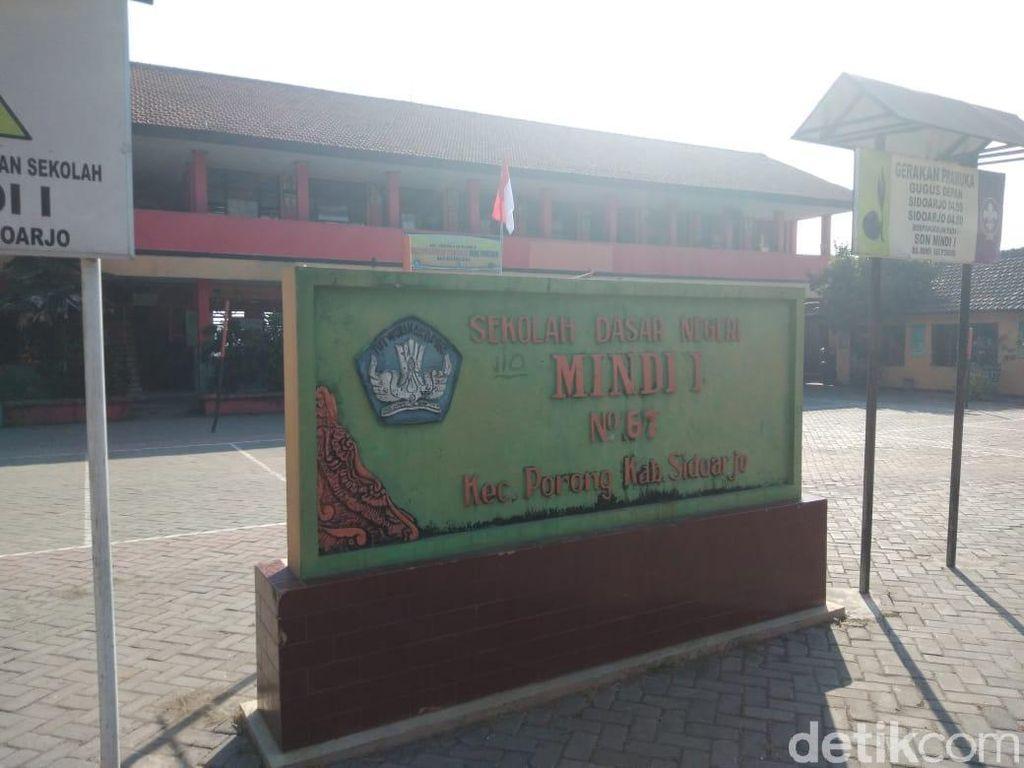 Semburan Lumpur Bikin SD di Sidoarjo Ini Tak Dapat Siswa Baru