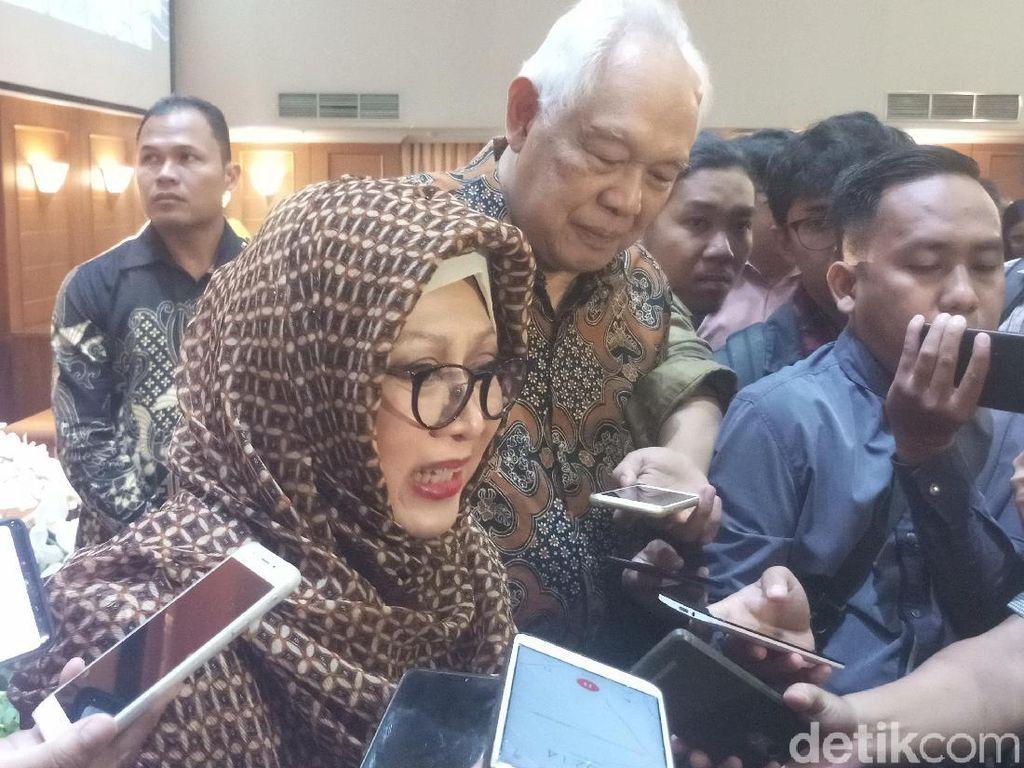 Tutut Ungkap Cerita Soeharto Enggan Disebut Mundur Saat Reformasi 1998