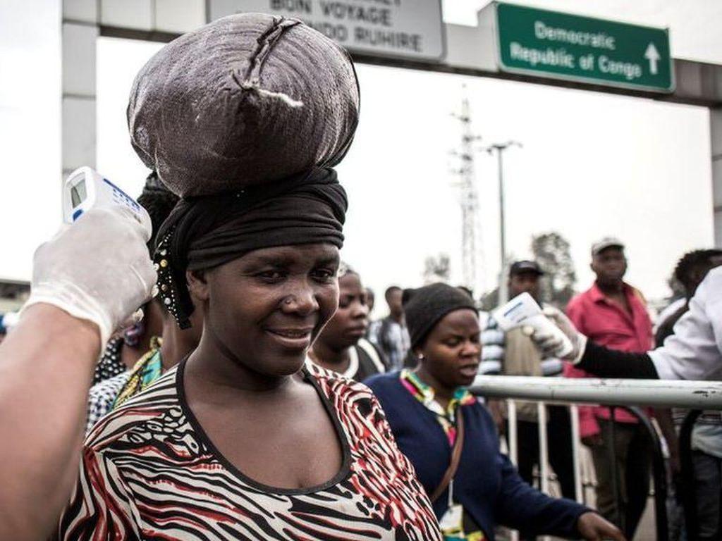 WHO Umumkan Wabah Ebola Baru di Kongo